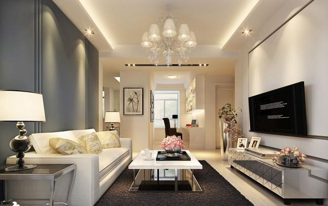 living room - A luxury codon right next to Pudong century park - Shanghai - rentals