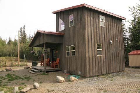 Tundra Bob's cabin - Tundra Bob's Cabin - Kasilof - rentals