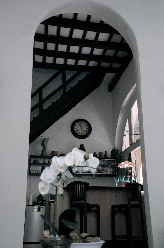 View of ceiling detail, colonial ceilings - OLD San Juan 2 Bdr-Enjoy a slice of Colonial Life! - San Juan - rentals
