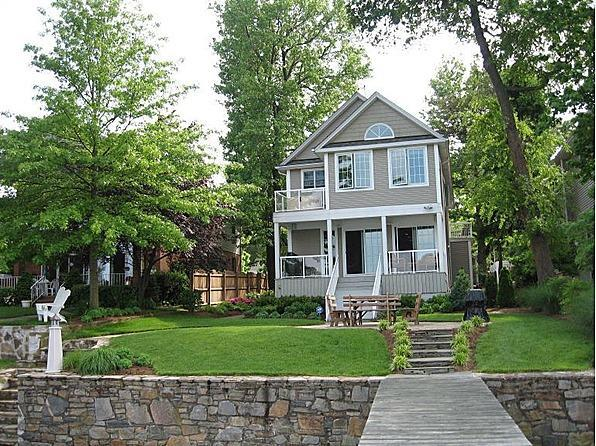 Water view of home - Waterfront Property close to Annapolis and the the Naval Academy! - Annapolis - rentals