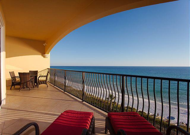 Balcony View - Adagio B402 - April Open Dates Special Give Us A Call!!! - Santa Rosa Beach - rentals
