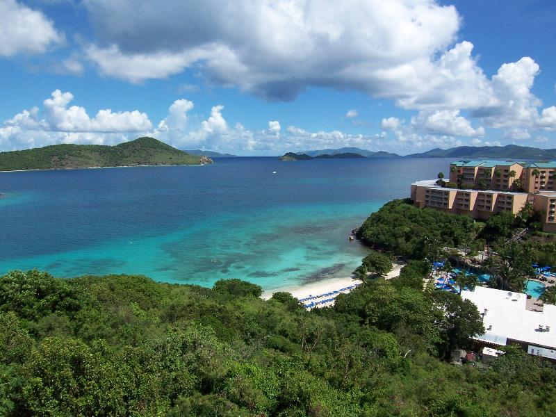 Stunning View of St. John and the BVI - Station 64 - Stunning Down Island View - East End - rentals