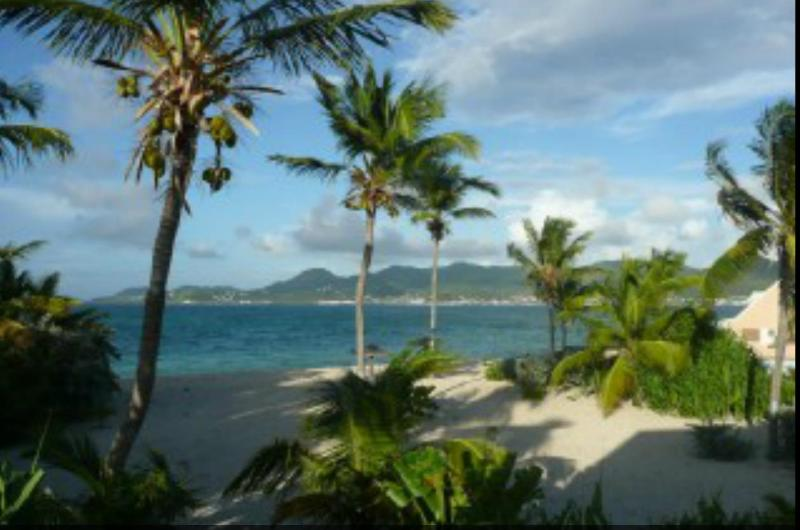 Charm by the sea - directly on the beach - Image 1 - Saint Martin-Sint Maarten - rentals