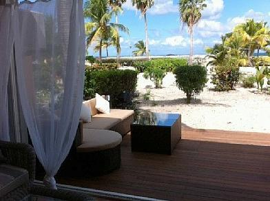 La Casa -  beautiful  apartman on the beach - Image 1 - Saint Martin-Sint Maarten - rentals