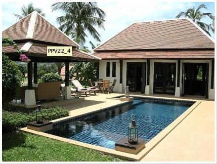 Villa 22 Plumeria Place - 2 bed villa with pool - Image 1 - Koh Samui - rentals