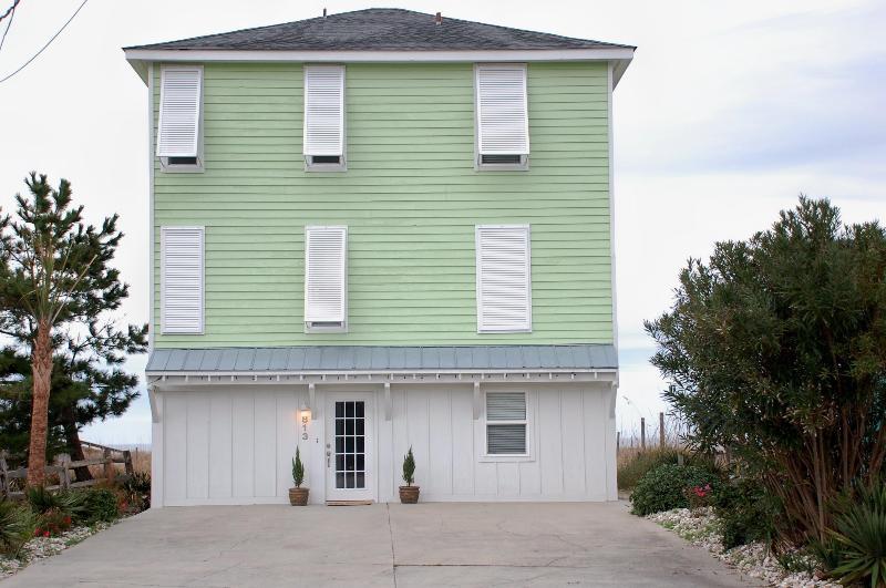 Your Kure Beach House - 5 BR Oceanfront Home - Image 1 - Kure Beach - rentals