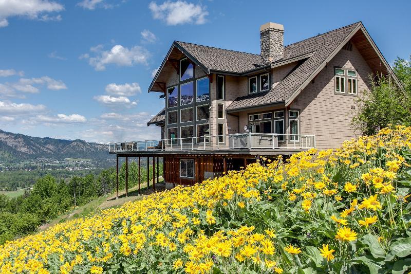 Enchantment Lodge - Spectacular Rental Lodge Near Leavenworth - Leavenworth - rentals
