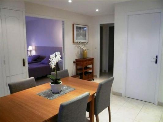 Amazing Victor Hugo Top Floor 2 Bedroom Flat in Cannes - Image 1 - Cannes - rentals