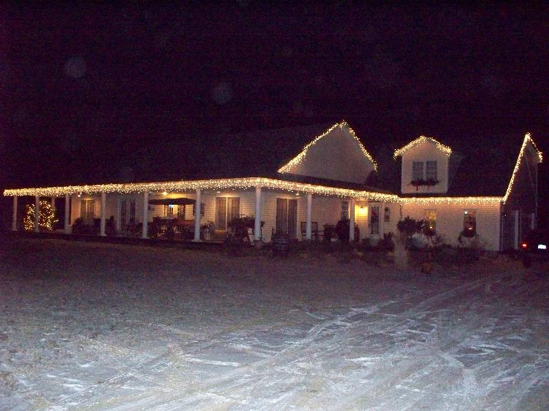 Winter Wonderland - Dalice Elizabeth Winery Private Estate - Preston - rentals