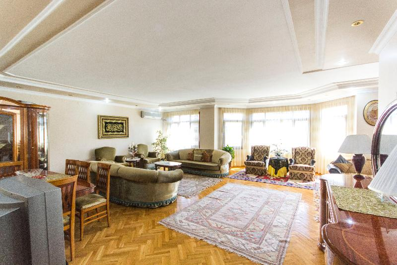 Flat is built on a total area of 240 square meters - 4 BR Flat w/terrace Taksim-Cihangir - Istanbul - rentals