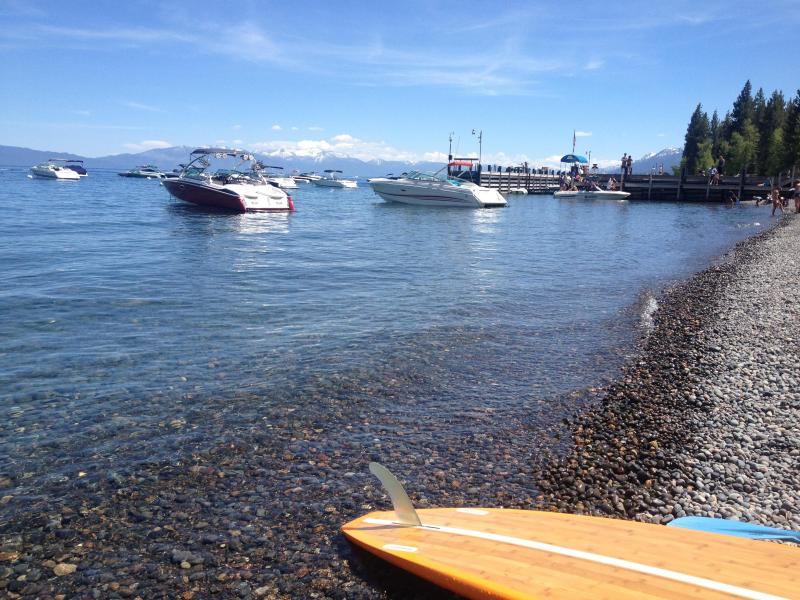 walk to Sunnyside William Kent Beach - Lake Tahoe Cabin close 2 Homewood Squaw Alpineski - Tahoe City - rentals