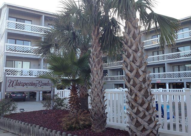 Whispering Sands Complex in Garden City Beach - Large 1BR on boulevard with pool! Sleeps 6. - Garden City Beach - rentals