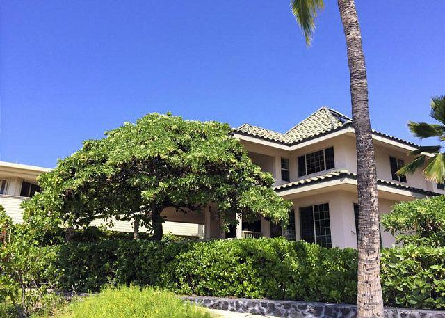 Your Own, Private Oceanfront Oasis right on Keiki Beach! - Image 1 - Kailua-Kona - rentals