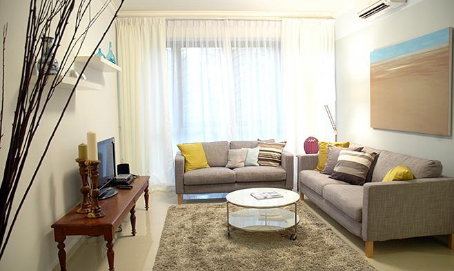 The Sari Theme - 3 Bedroom Apartment - Image 1 - Singapore - rentals