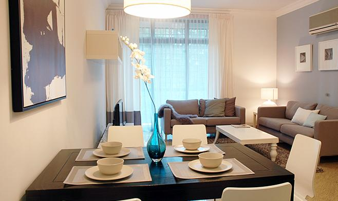 Ming Vase Theme - 2 Bedroom Apartment - Image 1 - Singapore - rentals