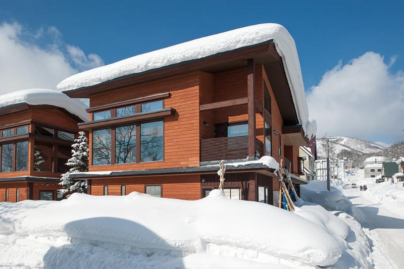Miyabi strikes a perfect balance between the tranquility of traditional Japanese and modern styles - Miyabi, 4 Bedroom Luxury Modern Family Chalet in Central Hirafu, Kids Room - Kutchan-cho - rentals