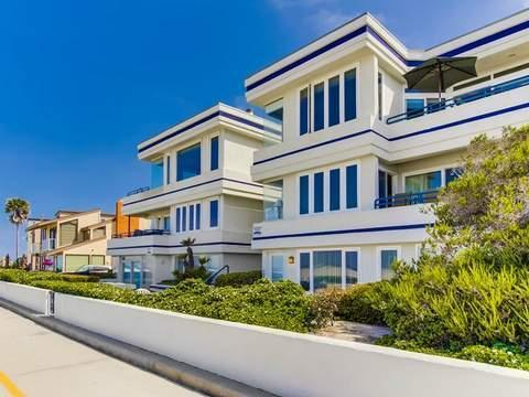 Ocean Front at San Luis Rey - Image 1 - San Diego - rentals