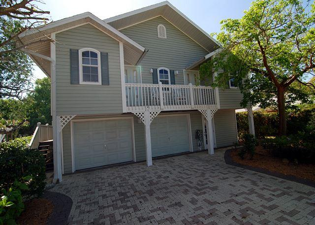 Exterior - Stilted home near the beach - Sanibel Island - rentals