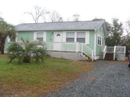 A Sliver of Paradise - A Sliver of Paradise - Oak Island - rentals