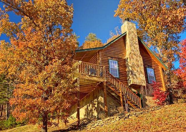 SERENDIPITY- Luxury 2/2- Gorgeous Mountain Views! - Image 1 - Sevierville - rentals