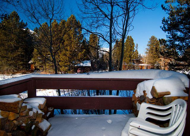 View From Balcony - Tamarack - Enjoy Jackson Hole from this conveniently located unit! - Wilson - rentals