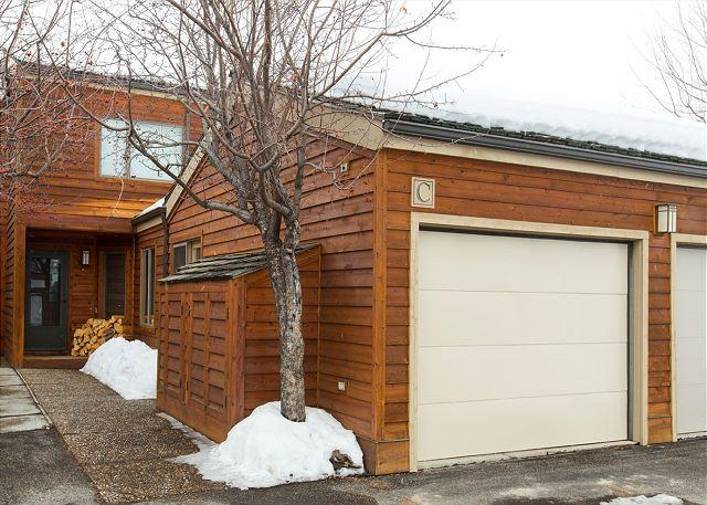 St. John C Front of Unit - Teton Shadows townhouse close to Jackson Hole and Grand Teton National Park! - Jackson - rentals