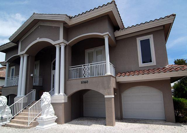 Exterior - Canal front luxury home with pool - Sanibel Island - rentals
