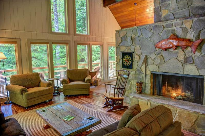 Zigzag Mountain Retreat - Image 1 - Rhododendron - rentals