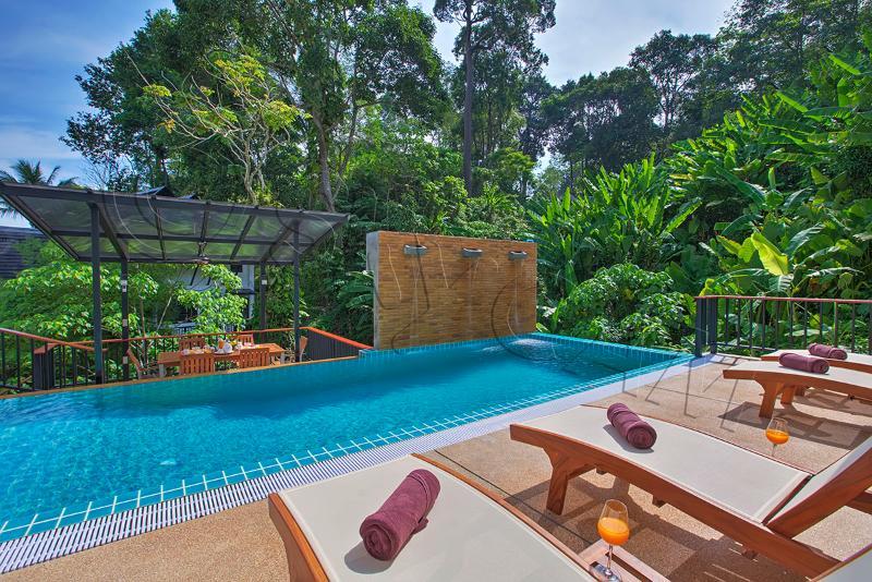 Villa in Patong Phuket Thailand Private Pool - Image 1 - Patong - rentals