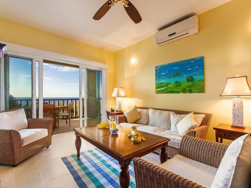 Bright and Cheerful Fountains Residence  - The Fountain Residences - One Bedroom Villa with Walking Distance to Shoal Bay Beach - Shoal Bay Village - rentals