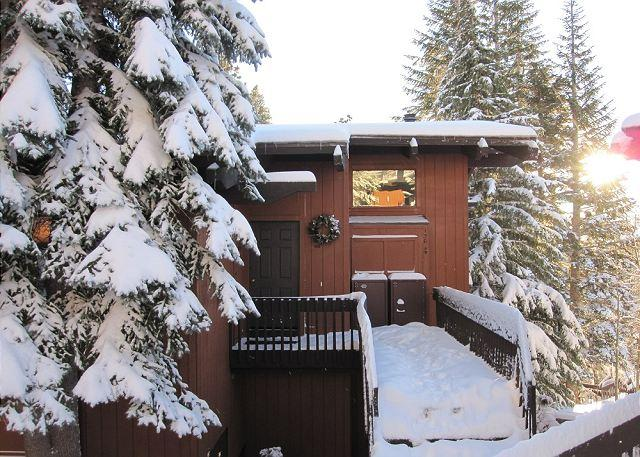 Mammoth Mountain Walk to Lifts at Canyon Lodge - Image 1 - Mammoth Lakes - rentals