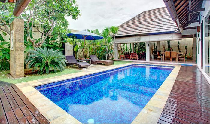Sakovabali Villa 0020 Seminyak 3 BR - Image 1 - Kuta - rentals