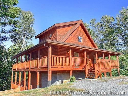 Lightning Bug Lodge - Image 1 - Sevierville - rentals