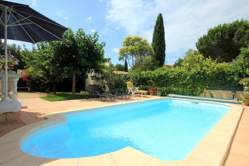 3 bedroom Villa in St Cyr Sur Mer, Provence, France : ref 2255428 - Image 1 - Saint Cyr sur mer - rentals
