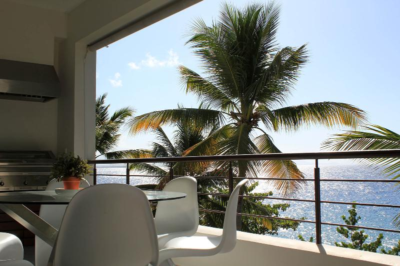 Top floors penthouse, right on the beach! - Luxury Apartment on Private Beach in Sosua center! - Sosua - rentals