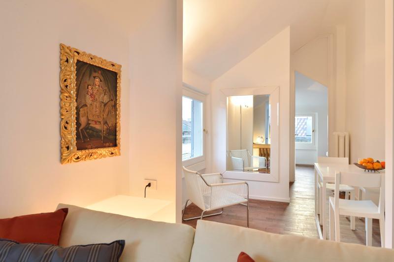 LIVING - Park View Penthouse - Milan - rentals
