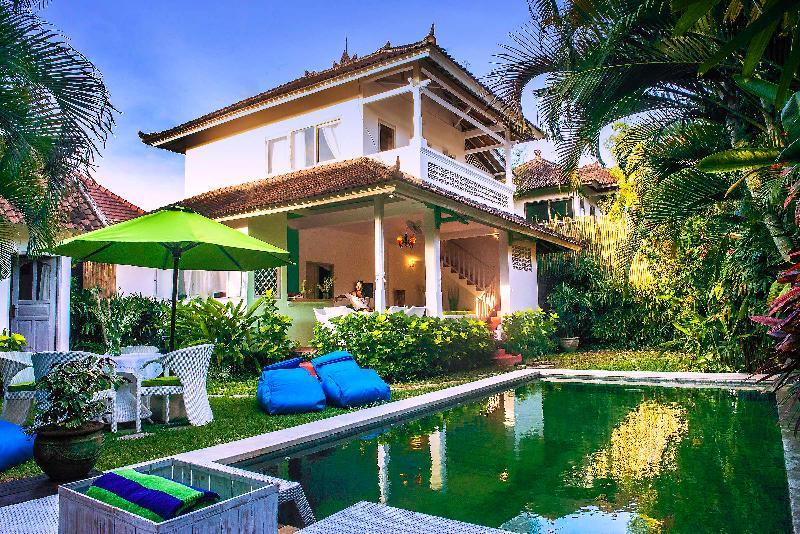 Bali Ocean Star (new villa) in 100 m from the beach - Image 1 - Seminyak - rentals