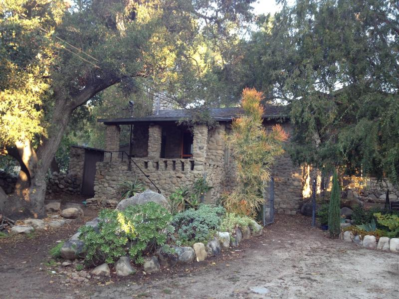 "Classic Ojai cottage - updated - Ojai ""Casa Piedra"" Garden Cottage - peaceful oasis - Ojai - rentals"