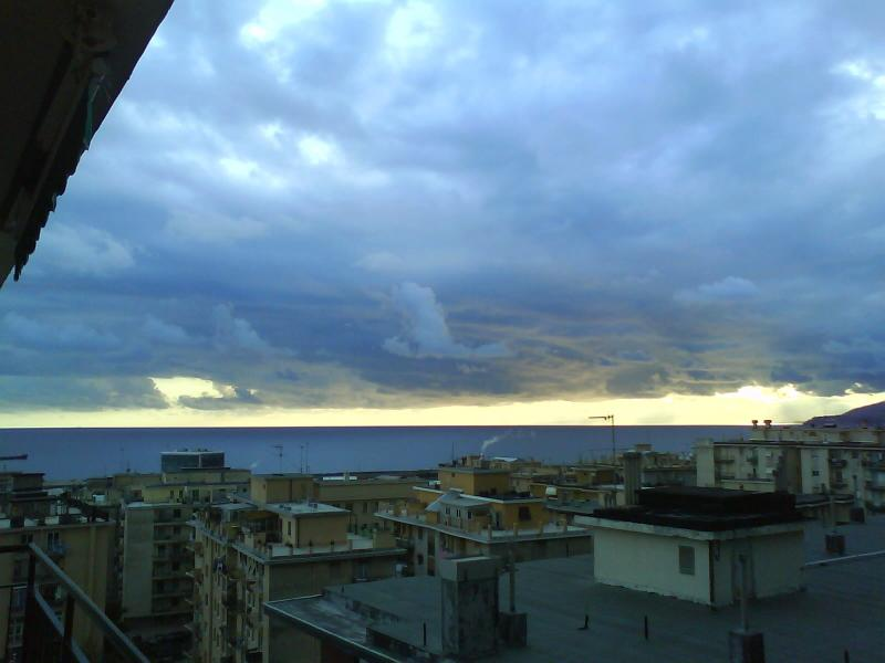 View from the balcony - Sea View, Design Apartment, Calm, Terrace, Wifi - Genoa - rentals