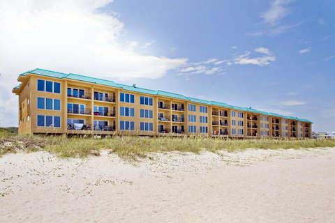 Steps to The Beach - Touch Blue Atlantic from L.R, Mar.Closeout 3 14-19 - Fernandina Beach - rentals