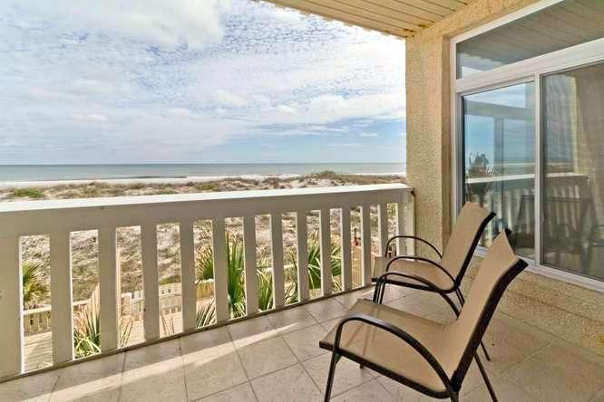 Overlooking The Wild Dunes and The Atlantic - Wild Dunes Oceanfront, GREAT FALL AND WINTER RATES - Jacksonville Beach - rentals