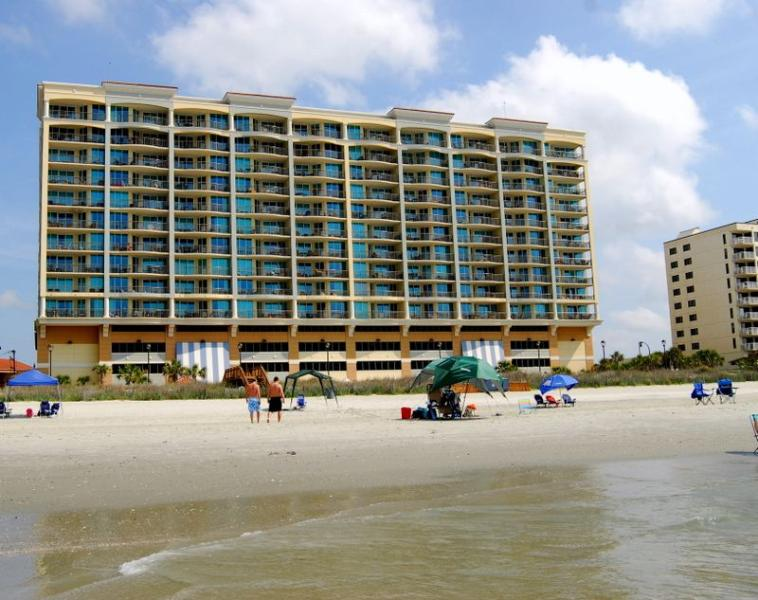 The Mar Vista Grande, A Four Diamond Property 3br/3ba oceanfront vacation condo - Mar Vista Grande Oceanfront 3br/3ba furnished unit - North Myrtle Beach - rentals