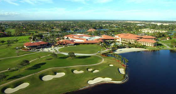 PGA National: 4 Room Penthouse Resort Villa Suite - Image 1 - Palm Beach Gardens - rentals