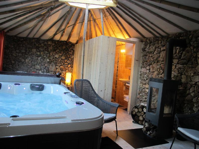 bienvenue dans le jacuzzi - Pet-Friendly Vacation Rental with a Hot Tub and Patio - Saint-Maximin-la-Sainte-Baume - rentals