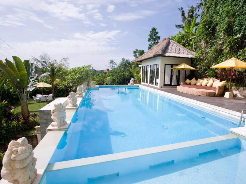 2 BR Tropical Private Pool Villa in Bukit - Image 1 - Ungasan - rentals