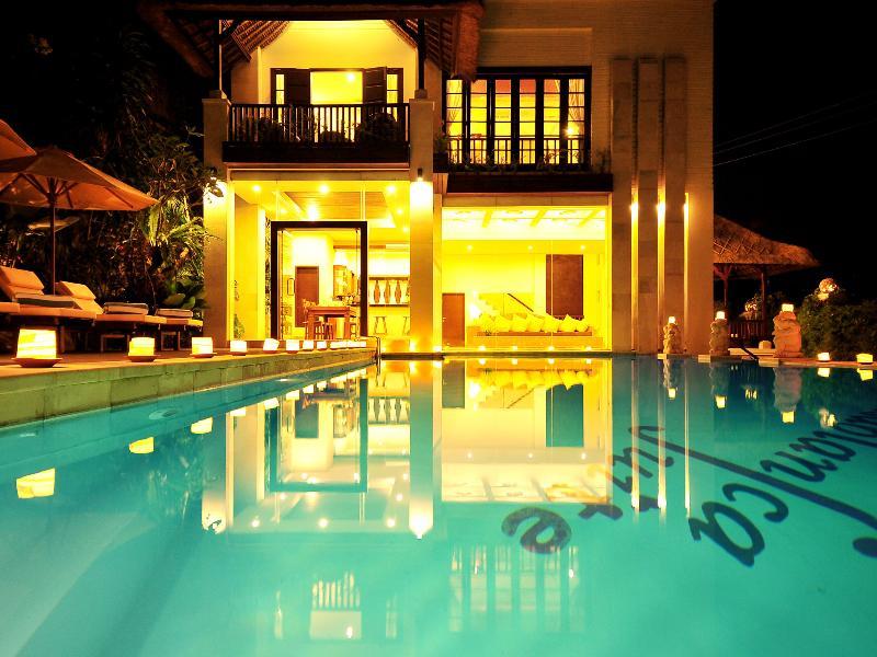2 BR with Massive Private Pool Villa in Ungasan - Image 1 - Ungasan - rentals