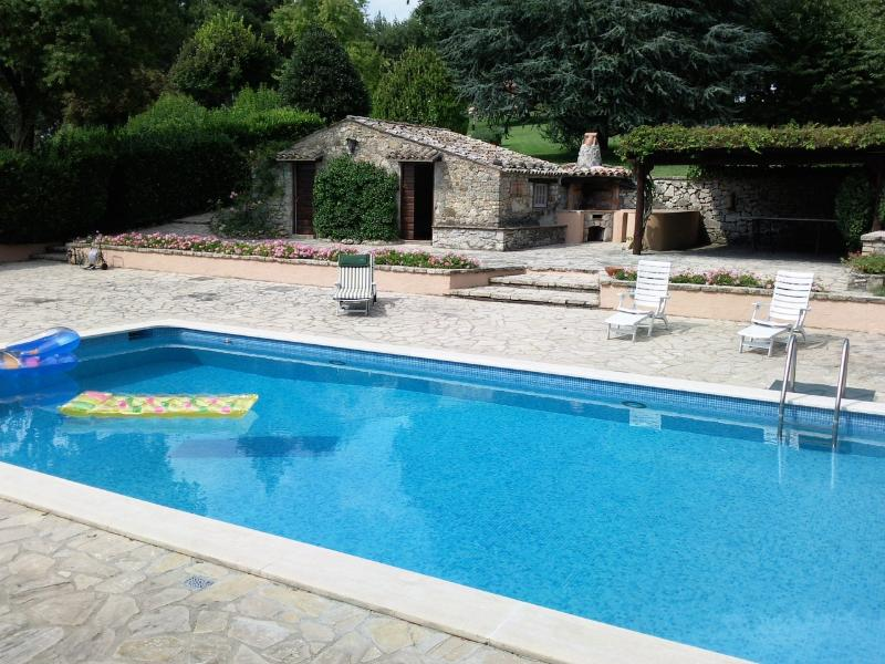 Poggio del Vento - Villa with Pool in Umbria - Image 1 - Baschi - rentals