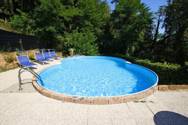 House in Tuscan Agritourism with Pool - Image 1 - Pescaglia - rentals