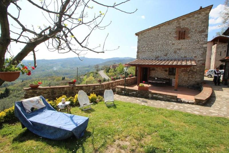 Holiday Home on the Hills of Pistoia - Image 1 - Pistoia - rentals