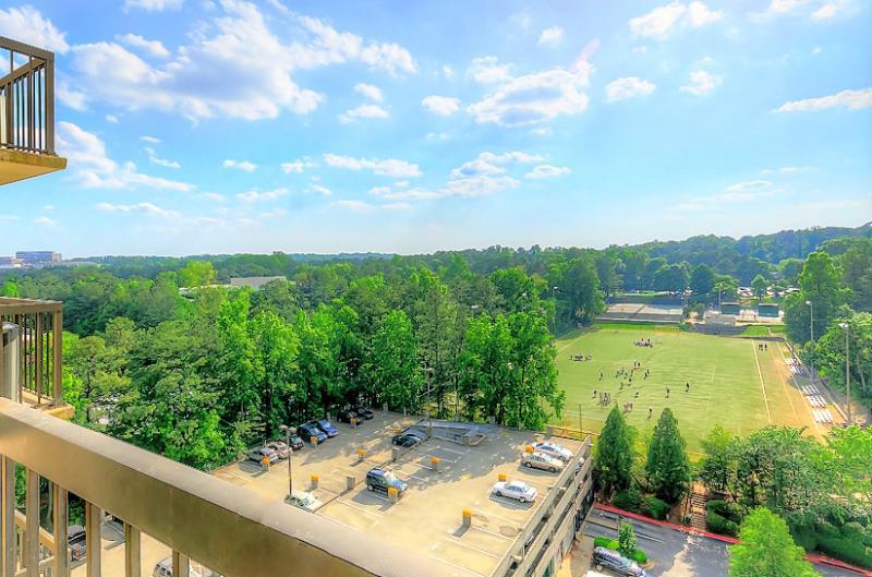 Luxury Hi Rise Atlanta 1 BDR, MARTA - Image 1 - Atlanta - rentals